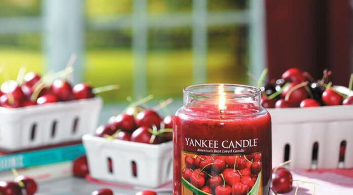 Kategorie zapachowe Yankee Candle
