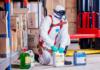 Ochrona stawów kolanowych w czasie pracy